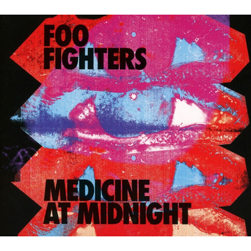 Foo Fighters Medicine At Midnight