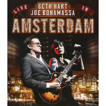 Hart,Beth Live in Amsterdam [Video]