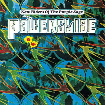 New Riders Of The Purple Sage Powerglide
