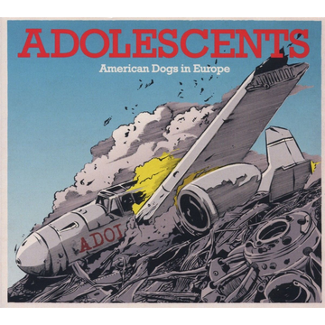 Adolescents American Dogs in Europe