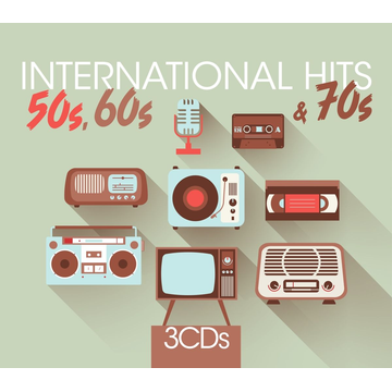 Various International Hits Of 50s,60s & 70s