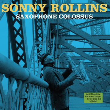 Rollins,Sonny Saxophone Colossus