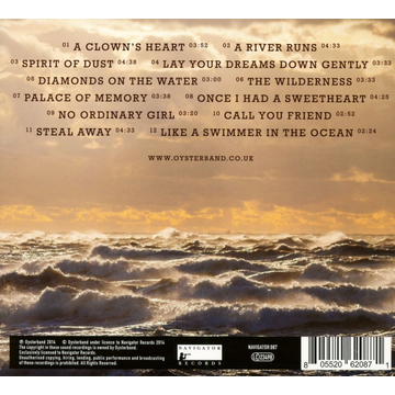 Oysterband Diamonds on the Water