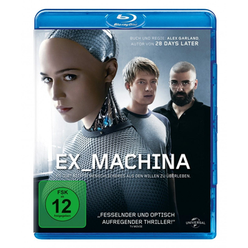 Alex Garland Ex_Machina