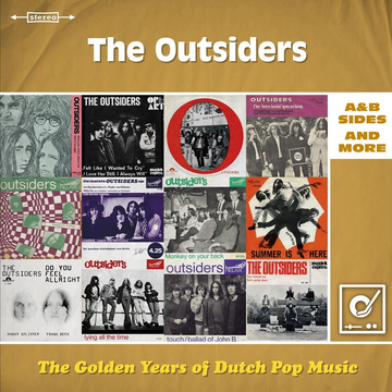 Outsiders Golden Years Of Dutch Pop Music