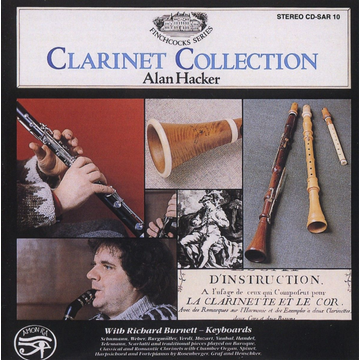 Hacker,Alan Clarinet Collection