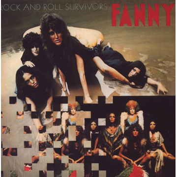 Fanny Cherry Red Records Rock And Roll Survivors