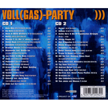 VARIOUS VOLL(GAS)-PARTY