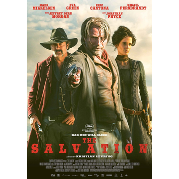 Eva Green The Salvation (F) - Blu-ray