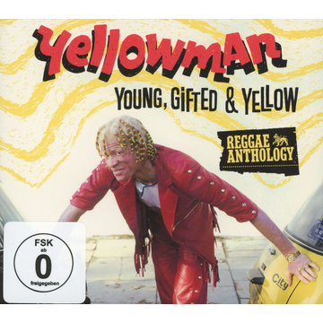 Yellowman Young,Gifted And Yellow (2CD+DVD)