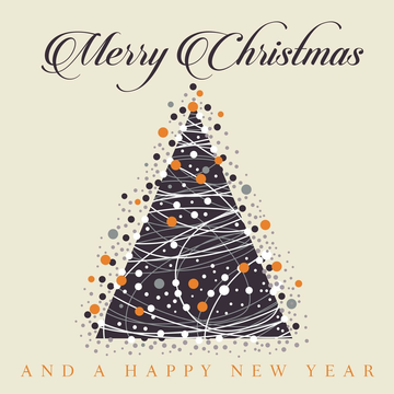Various Merry Christmas And A Happy New Year