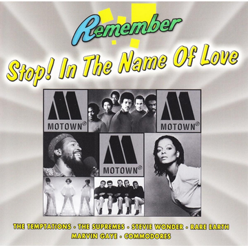 Various Motown - Stop! In The Name Of Love
