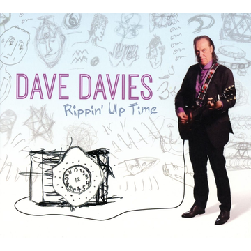 Davies,Dave Rippin' Up Time