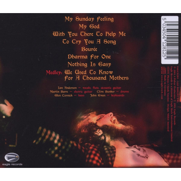 Jethro Tull Nothing Is Easy:Live At The Isle Of Wight 1970