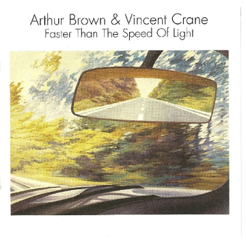 Brown,Arthur Cherry Red Records Faster Than The Speed Of Light