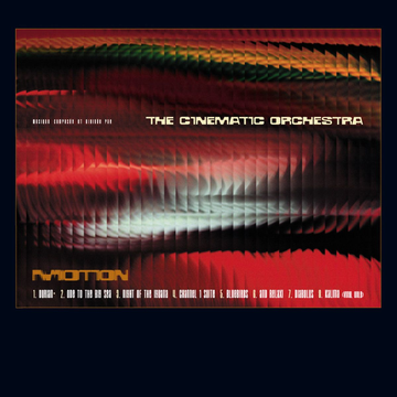 Cinematic Orchestra,The Motion (2LP+MP3)