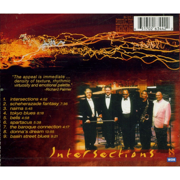 Schifrin,Lalo Intersections: Jazz Meets the Symphony #5