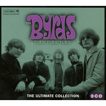 Byrds,The Turn! Turn! Turn! The Byrds: Ultimate Byrds Collection