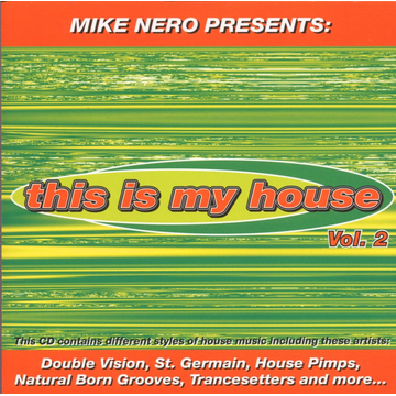 VARIOUS THIS IS MY HOUSE-VOL.2