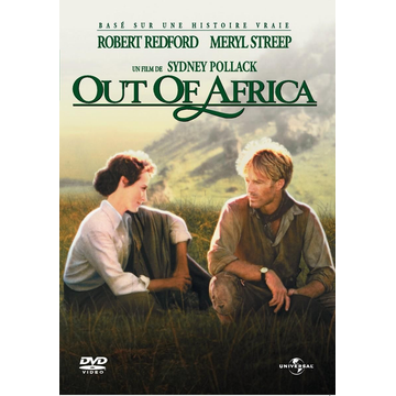 DVD S Out Of Africa       DVD S/T FR