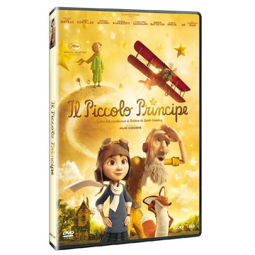 DVD Warner Bros Il Piccolo Principe DVD English, Italian