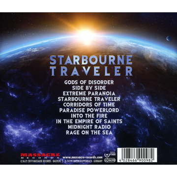 Crystal Eyes Starbourne Traveler