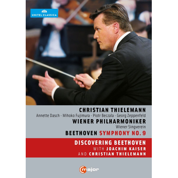 Thielemann,Christian Beethoven: Symphony No. 9 - Discovering Beethoven [Video]