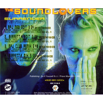 Soundlovers,The Surrender