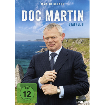 Nigel Cole Doc Martin-Staffel 8