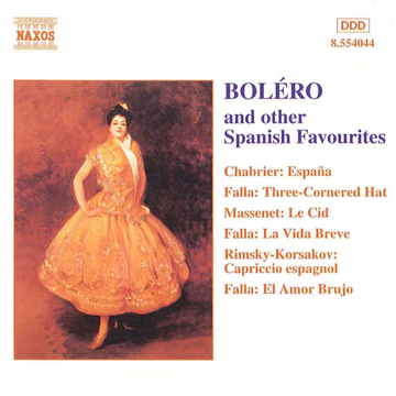 Leaper Boléro and other Spanish Favourites