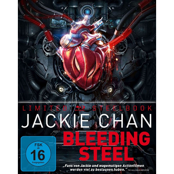 Leo Zhang Bleeding Steel (Ltd.Spec.Ed.)