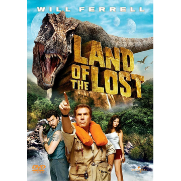 Will Ferrell, Anna Friel LAND OF THE LOST