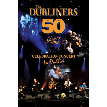 Dubliners,The 50 Years DVD