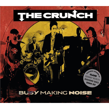 Crunch,The Busy Making Noise