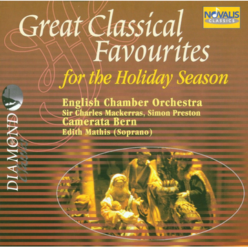 English Chamber Orchestra Great Classical Favourites For The Holiday Season