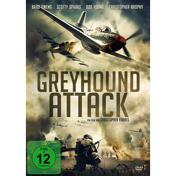 Christopher Forbes Greyhound Attack