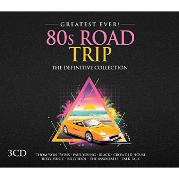 Various Greatest Ever! 80s Road Trip