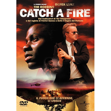 DVD S Catch A Fire        DVD S/T It