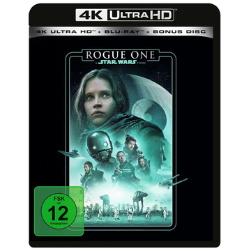 Edwards, Gareth Rogue One - A Star Wars Story 4K (Line Look 2020)