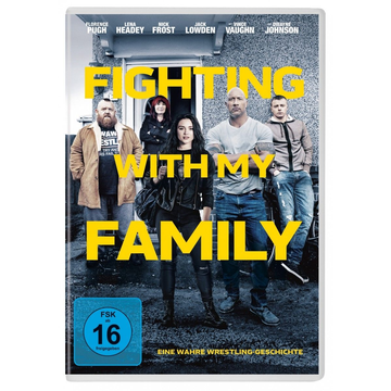 Stephen Merchant Fighting With My Family