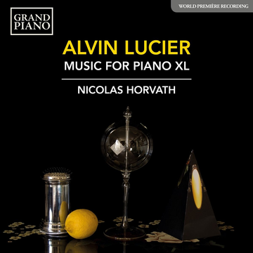 Horvath,Nicolas Music for Piano XL