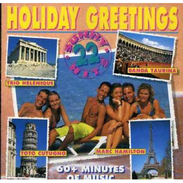 Various Holiday Greetings-22 Tr-