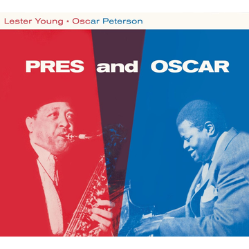 Young,Lester Pres And Oscar-The Complete Session+2 Bonus TR