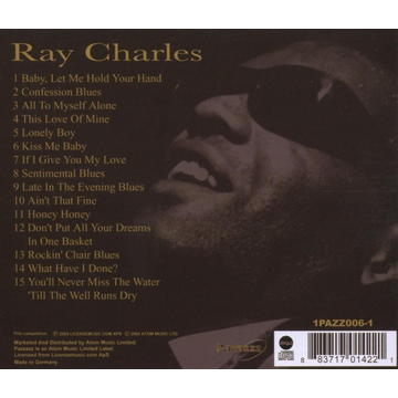 Charles,Ray Late In The Evening