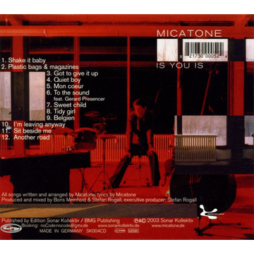 Micatone Is You Is