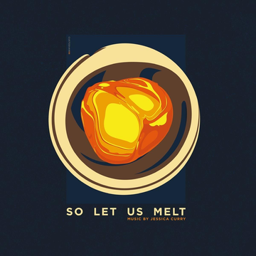 Curry,Jessica So Let Us Melt: Official Soundtrack (Coloured)