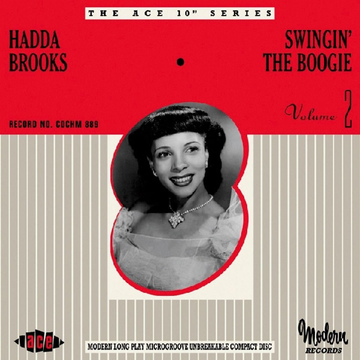 Brooks,Hadda Swingin' The Boogie
