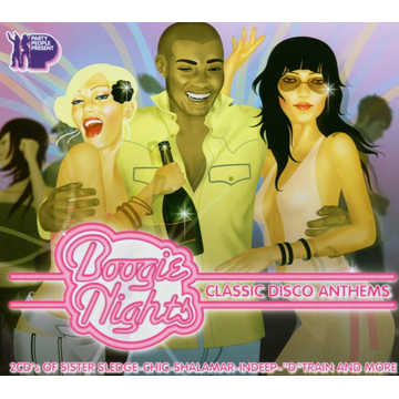 Various Boogie Nights: Classic Disco Anthems