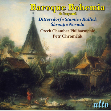 Chromcák Baroque Bohemia & Beyond, Vol. 5