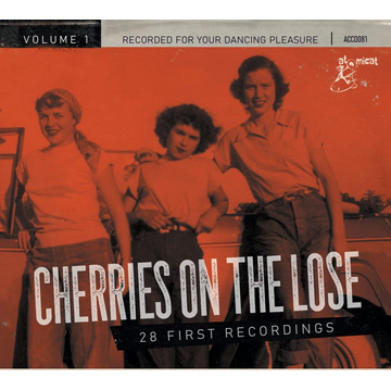 Various Cherries On The Lose Vol.1-28 First Recordings